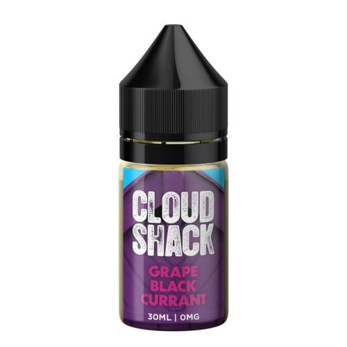 Cloud Shack Grape Blackcurrant - 30mL