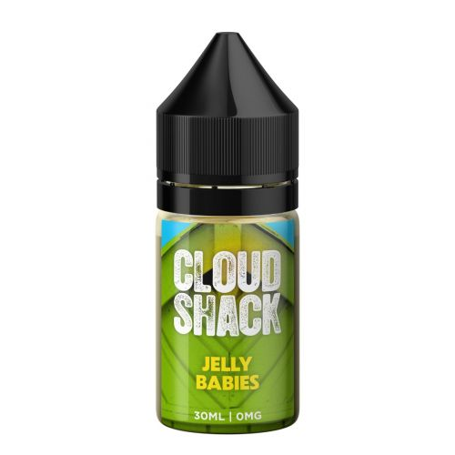 Cloud Shack - Jelly Babies 30mL