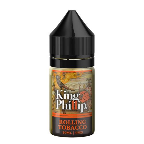 King Phillip - Rolling Tobacco 30mL