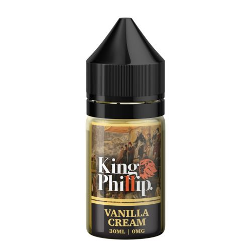 King Phillip - Vanilla Cream 30mL
