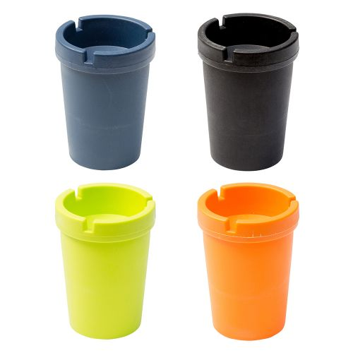 Ashtray Butt Bucket Assorted Colours