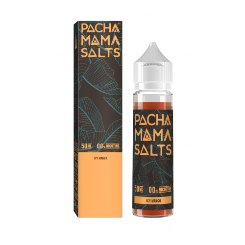 Charlie's Chalk Dust Pachamama Salts Icy Mango Vape Juice E Liquid