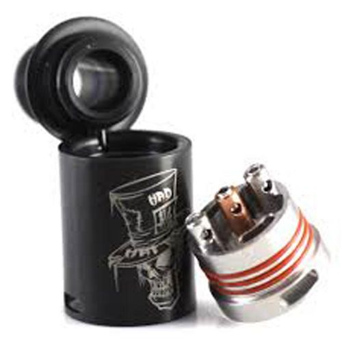 Mad Hatter V1 Rda Black