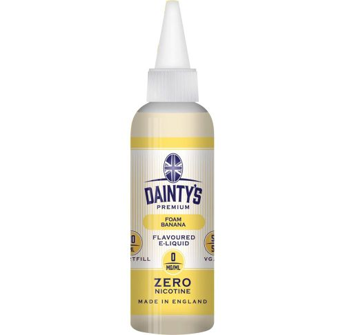Daintys - Foam Banana 80ml