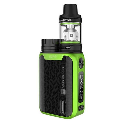 Vaporesso Swag Tc With Nrg Se Tank 80w Green