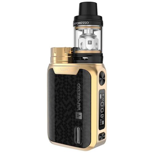 Vaporesso Swag Tc With Nrg Se Tank 80w Matte Gold