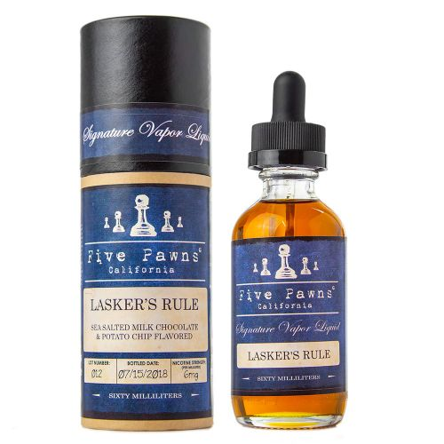Five Pawns - Lasker's Rule 60ml