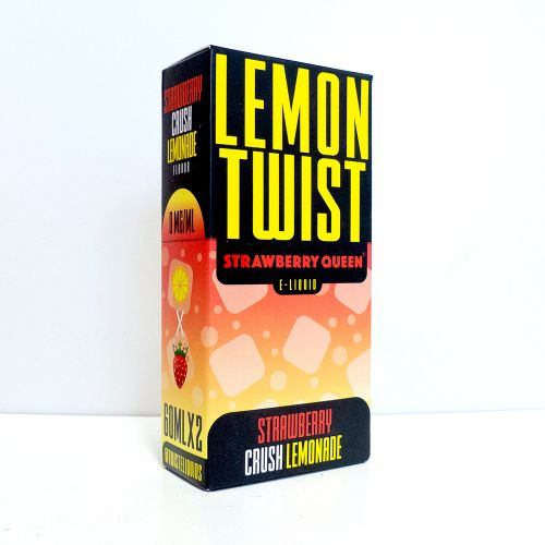 Lemon Twist Strawberry Queen (2x60ml)