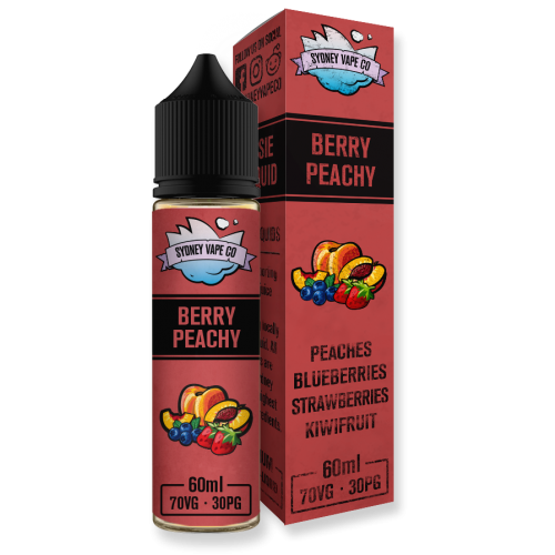 Sydney Vape Co. Berry Peachy