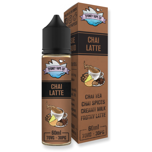Sydney Vape Co. Chai Latte