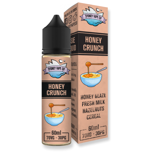 Sydney Vape Co. Honey Crunch