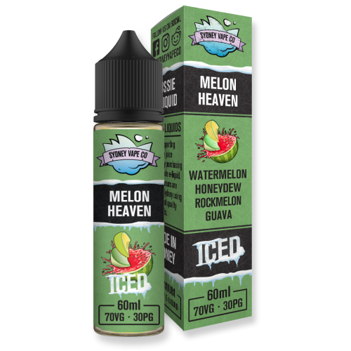 Sydney Vape Co. Melon Heaven Iced