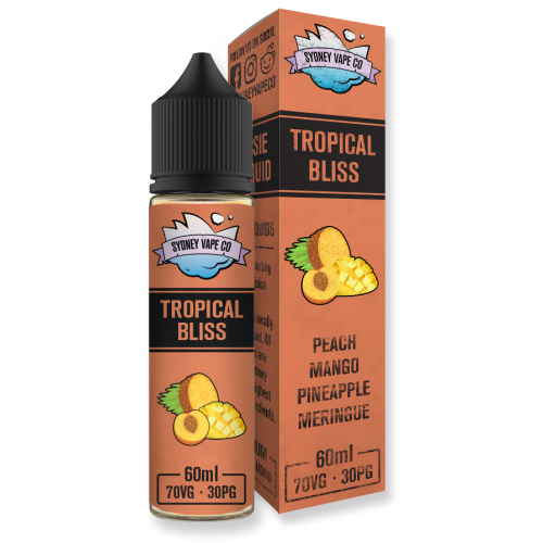Sydney Vape Co. Tropical Bliss