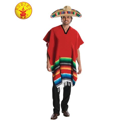 Mexican Costume - Size Xl