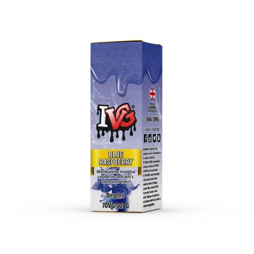 10ML E JUICE IVG BLUE RASPBERRY