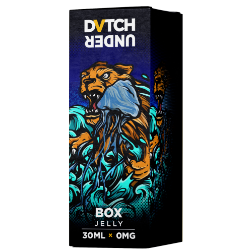 30ML E-Juice DVTCH Box Jelly