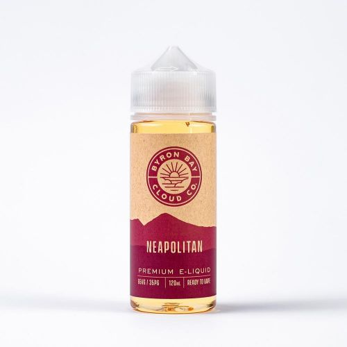 Byron Bay Neapolitan 120mL e juice