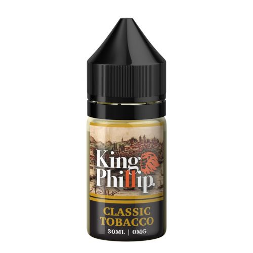 King Phillip - Classic Tobacco 30mL