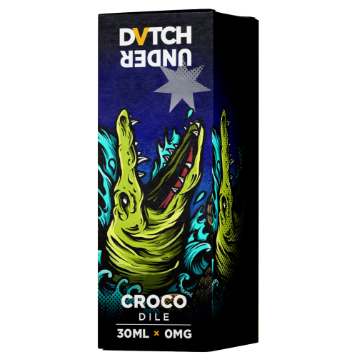 30 ml E-Juice DVTCH Crocodile