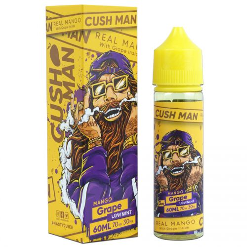 Nasty Cush Man - Mango Grape