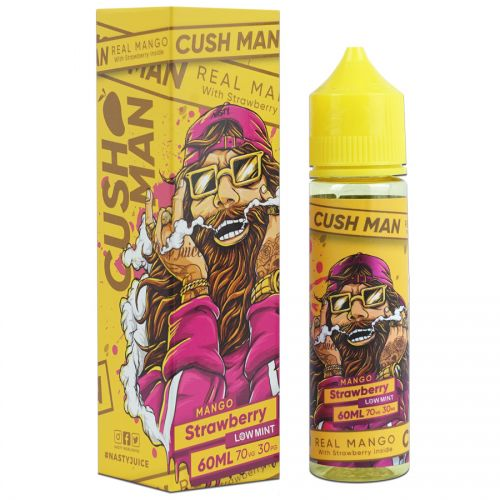 Nasty Cush Man - Mango Strawberry