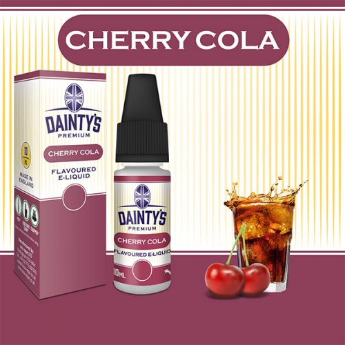 Daintys - Cherry Cola 10ml