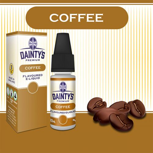 Daintys - Coffee 10ml