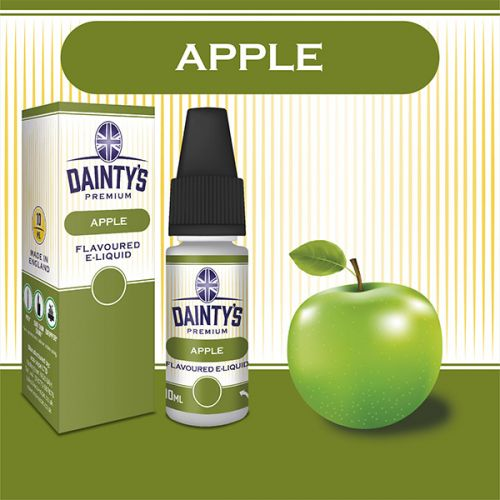Daintys - Apple 10ml