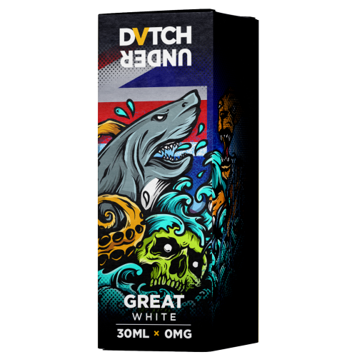 30ML E-Juice DVTCH Great White