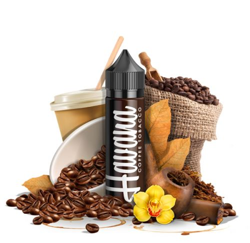 Havana Juice Co. - Coffee Tobacco