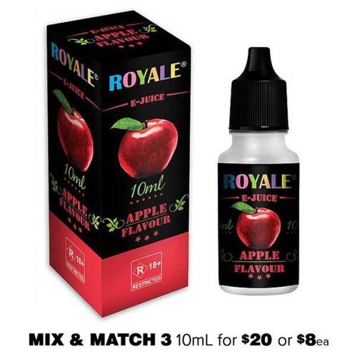 Royale - Apple 10ml