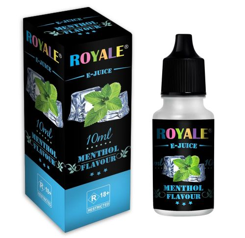 Royale - Menthol 10ml