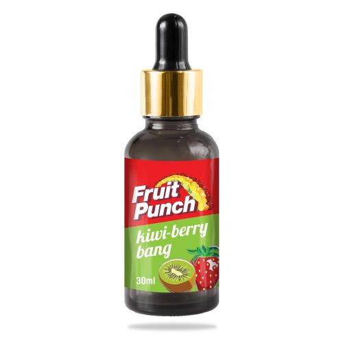 Fruit Punch - Kiwi-Berry Bang