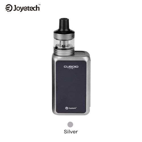 Joyetech Cuboid Lite With Exceed D22 Tc 80W 3000Mah Silver Vape Kit