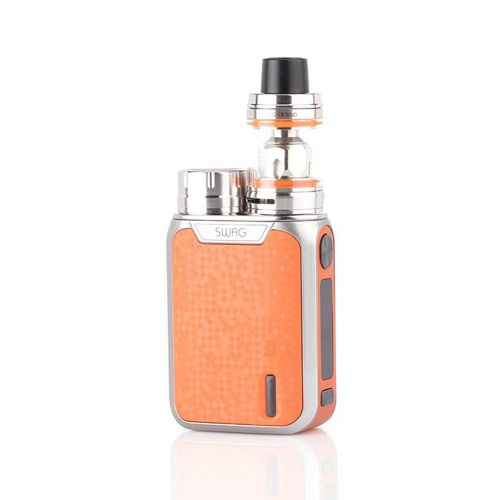 Vaporesso Swag Tc With Nrg Se Tank 80W Orange Vape Kit