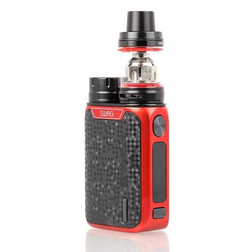 Vaporesso Swag Tc With Nrg Se Tank 80W Red Vape Kit