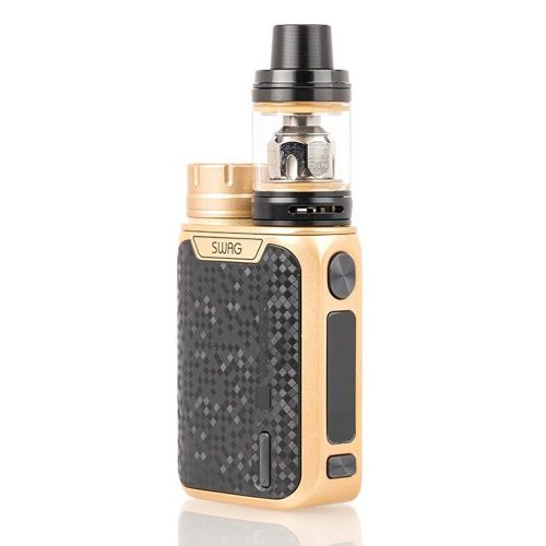 Vaporesso Swag Tc With Nrg Se Tank 80W Gold Vape Kit
