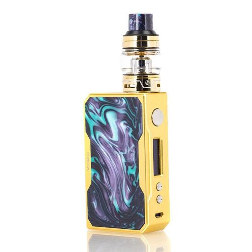 Voopoo Drag Tc With Uforce 157W Turquoise Vape Kit