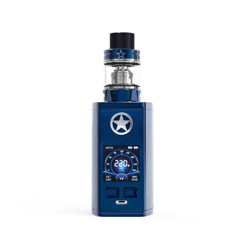 Vaptio Capt'N Blue Vape Kit