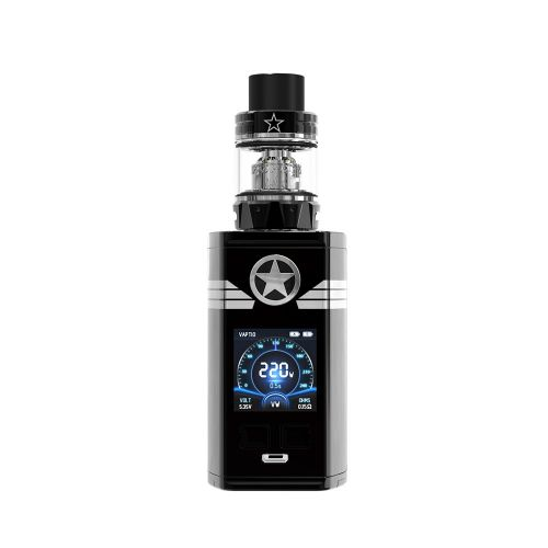 Vaptio Capt'N Black Vape Kit