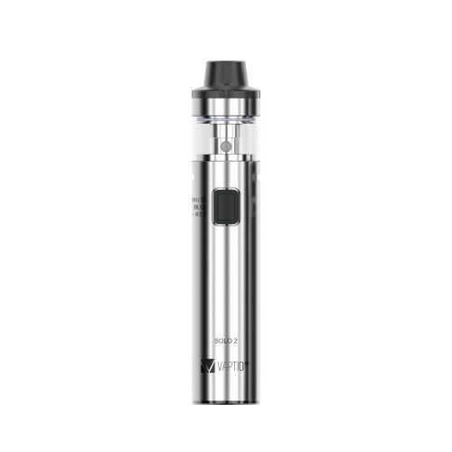 Vaptio Solo2 Stainless Steel Vape Kit