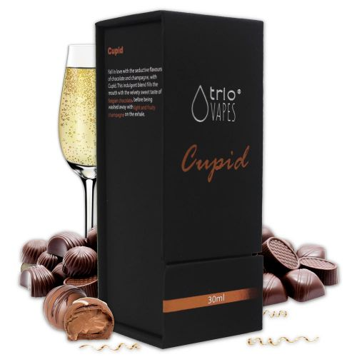 30ml E Juice Trio Premium Cupid