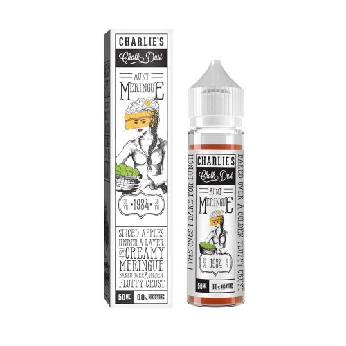 Charlie's Chalk Dust - Aunt Meringue