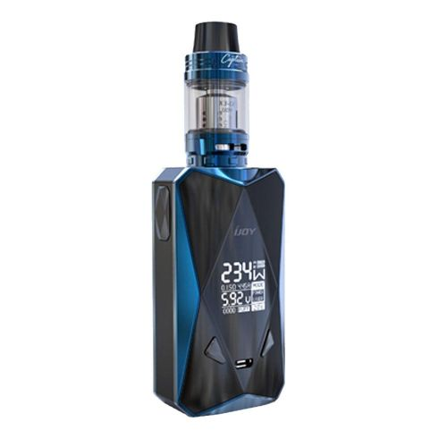 Ijoy Diamond Pd270 W Battery Mirror Blue