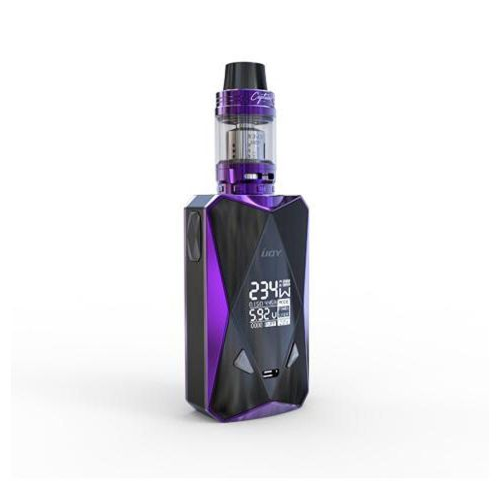 Ijoy Diamond Pd270 W Battery Mirror Purple