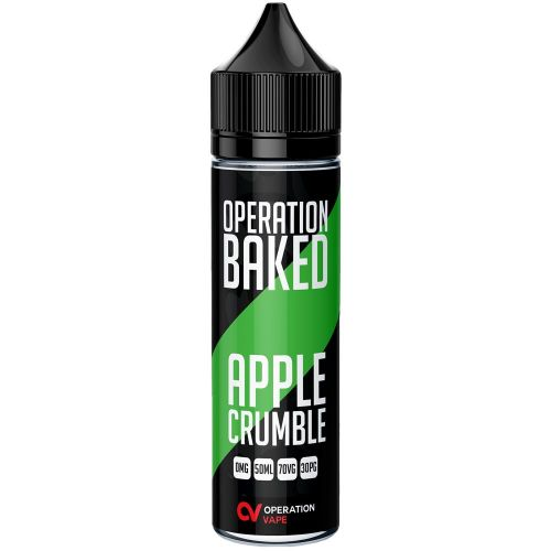 Operation Baked Apple Crumble 50ml