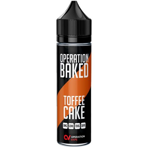 Operation Baked Toffee Cake 50ml
