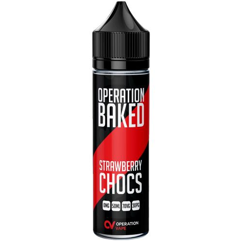Operation Baked Strawberry Chocs 50ml