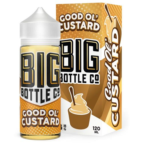 Big Bottle Co - Good Ole Custard 120ml