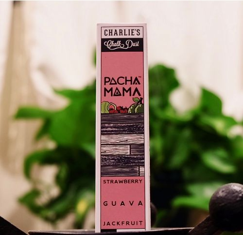 Pachamama - Strawberry, Guava, Jackfruit
